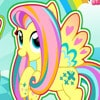 Fluttershy Puzzle Game Online