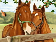 Horse Games at AnimalPetGames.com