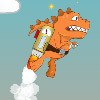 Rocket Rex Game Online